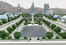 Оазис приземления — The Sims Wiki