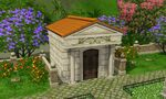 Island Mausoleum