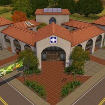 Template Wolfson's Hospital and Research Facility