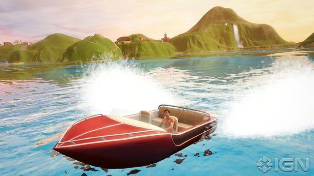 File:Island paradise boat.jpg