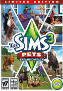 Sims 3 Pets Limited
