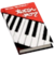 Book Skills Music Piano Red