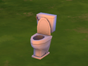 Sweet Escapes Country Toilet