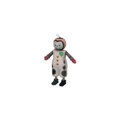 Воображаемый друг в форме куклы