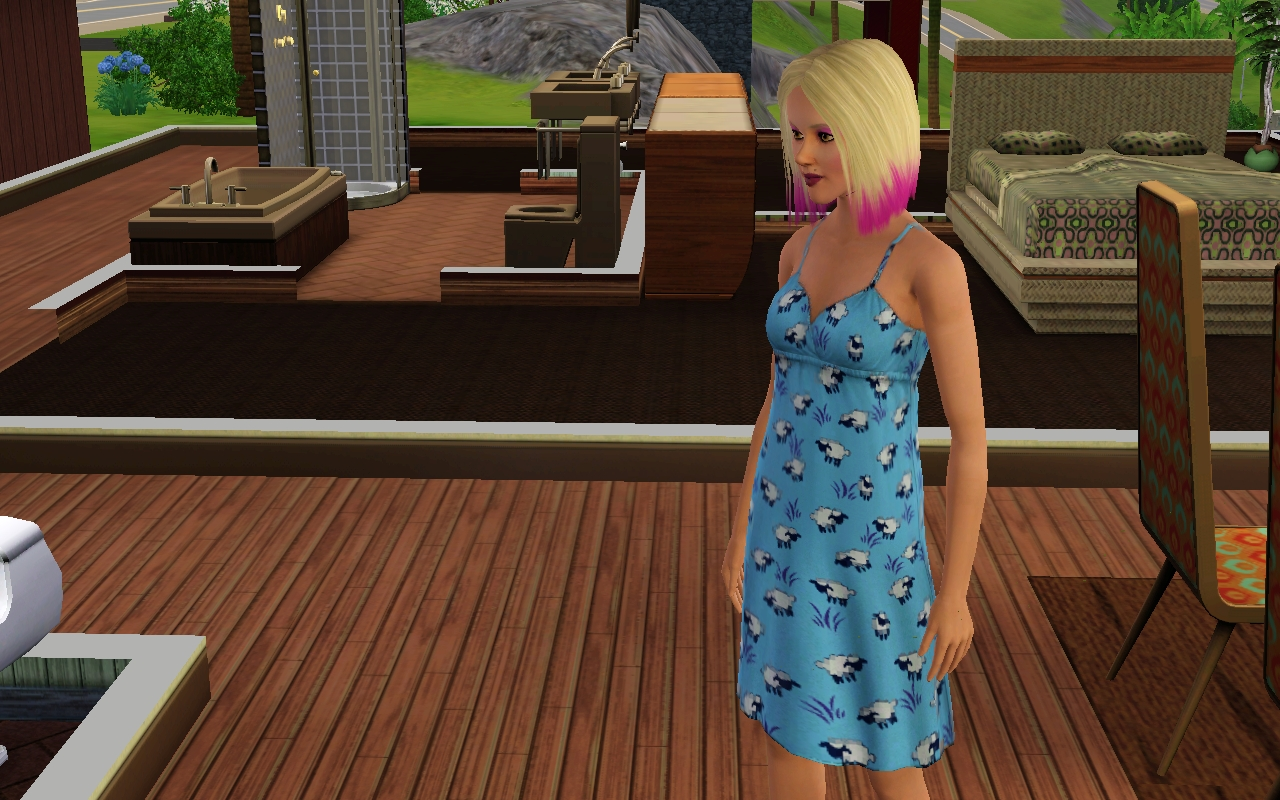 sims 3 cheat how to make sims pregnant
