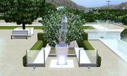 Lustrous Entertainer Legacy Statue
