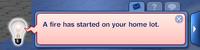 TS3 WinMac Fire message