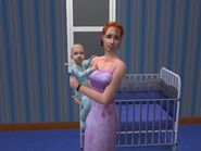 Conner with his mother in TS2