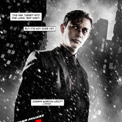 <i>A Dame To Kill For</i> poster.