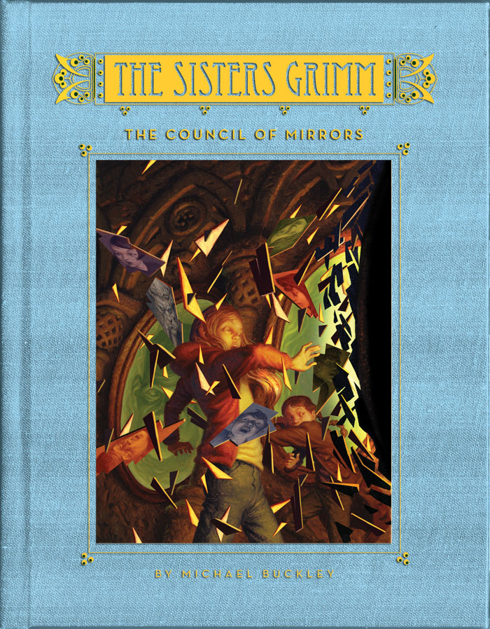 The council of mirrors the sisters grimm wiki fandom for Mirror books