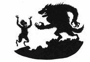 Rumpelstiltskin and the Wolf