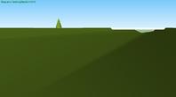 Game terrain ditch