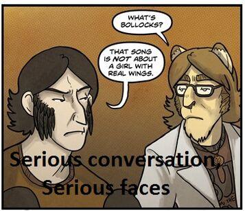 Serious faces v2