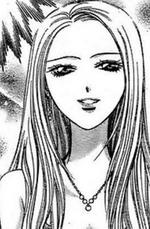 Kyoko looking wonderful in her interview
