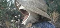 Skippy Shorts Farmer Skippy Screaming