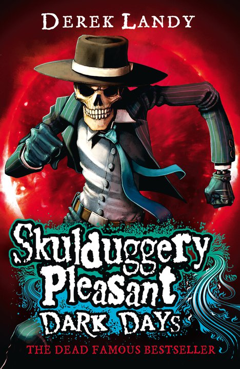Skulduggery Pleasant: Dark Days | Skulduggery Pleasant ...