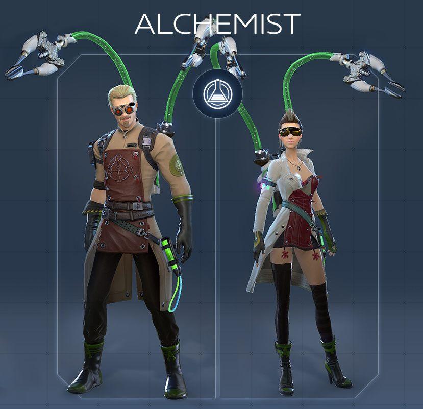 Alchemist Skyforge Wiki Fandom Powered By Wikia