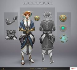 Skyforge flavius god