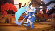 SSC Power Blue Splat 2