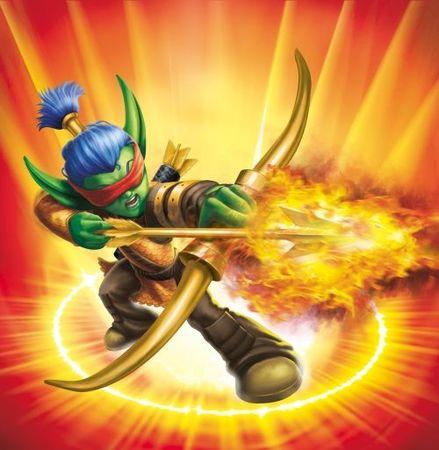 flameslinger skylanders wiki fandom powered by wikia