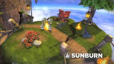 Meet the Skylanders Sunburn (extended)