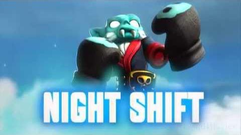 Skylanders Swap Force - Night Shift Soul Gem Preview (Roll with the Punches)
