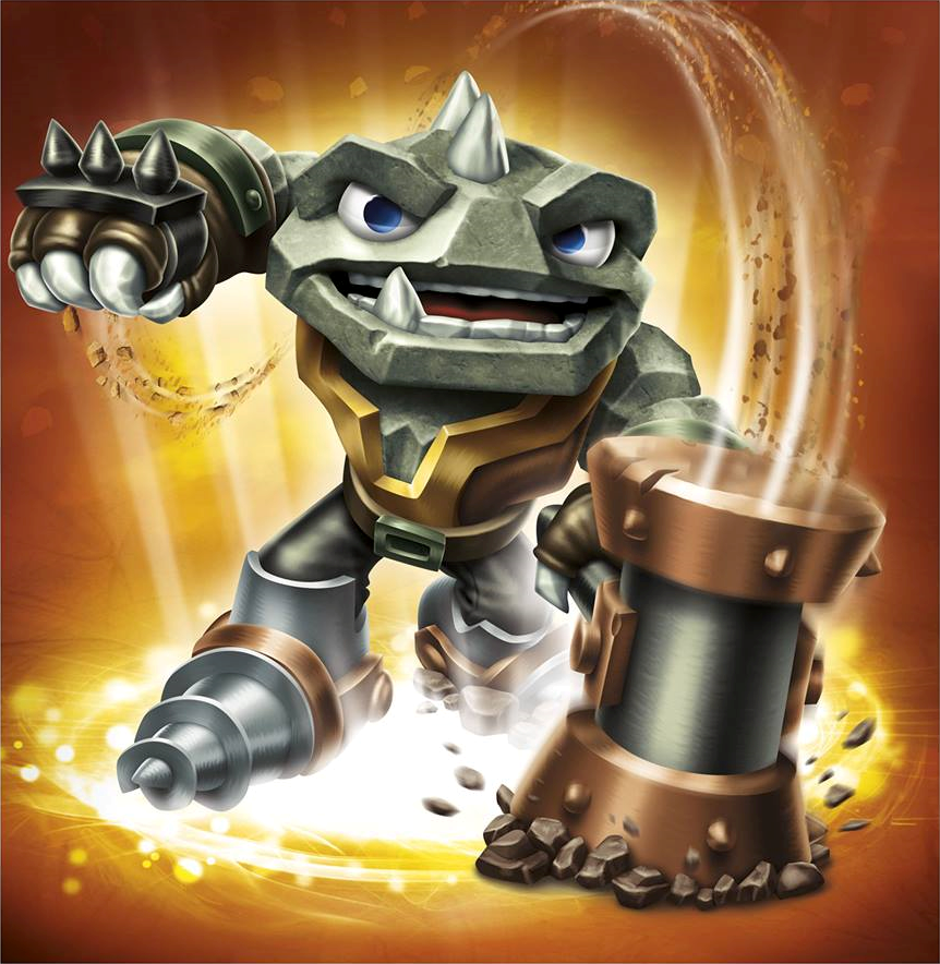 Rubble Rouser | Skylanders Wiki | Fandom powered by Wikia