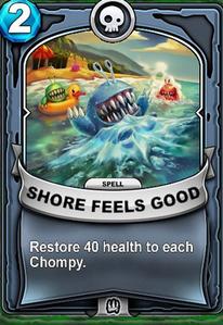 Shore Feels Goodcard