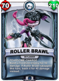Fearsome Charge - Special Abilitycard