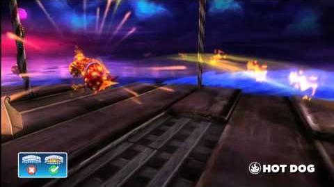 "Meet the Skylanders - Hot Dog ""See Spot Run!"" Official Trailer"