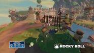 Meet the Skylanders Rocky Roll