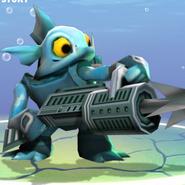 Skylanders gill-grunt water element