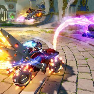 Hot Streak SuperCharged en el juego