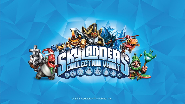 Skylanders collection vault skylanders wiki fandom - Skylanders wallpaper for ipad ...