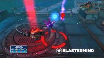 Meet the Skylanders Blastermind