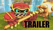 Skylanders Spyro's Adventure - Wham-Shell Trailer (Brace for the Mace)