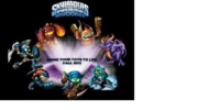Skylanders: Trap Team (3DS)