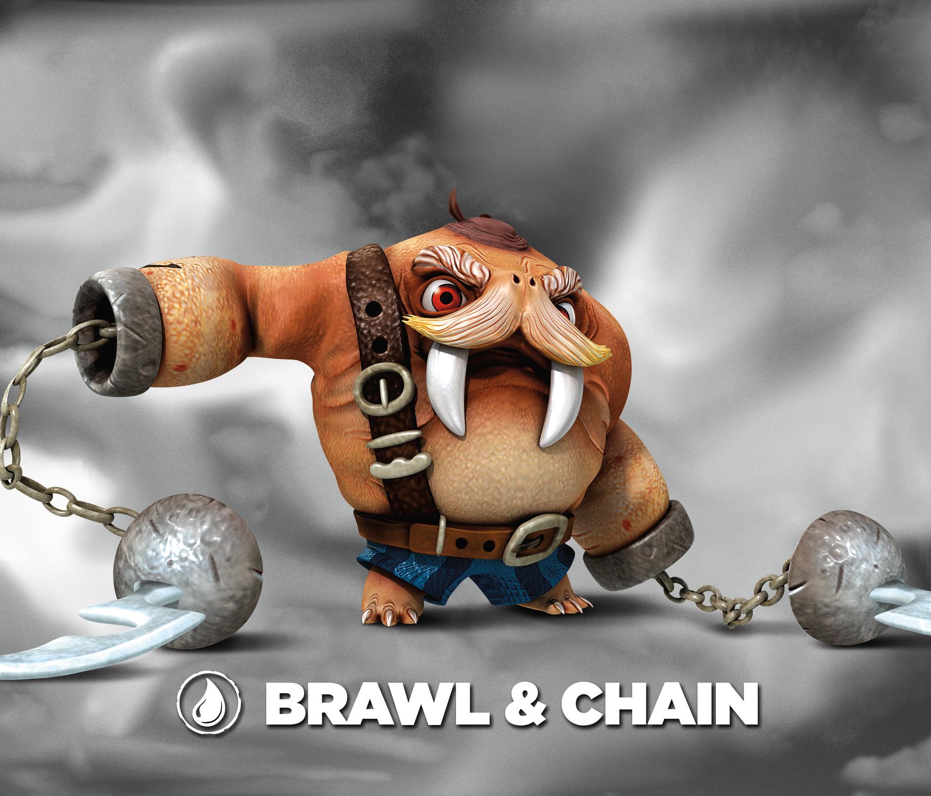 brawl chain villain skylanders wiki fandom powered