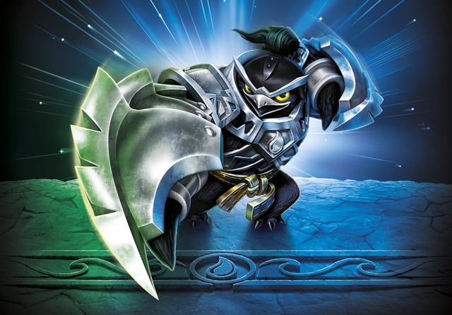 Legendary trigger happy skylanders