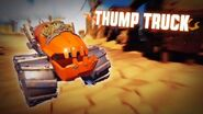 Skylanders SuperChargers - Thump Truck Preview
