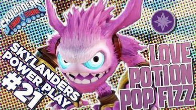 Skylanders Power Play- Love Potion Pop Fizz
