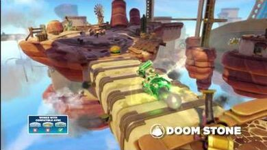 Skylanders Swap Force - Meet the Skylanders - Doom Stone (Another Smash Hit)
