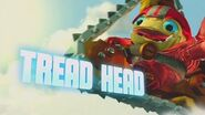 Skylanders Trap Team - Tread Head's Soul Gem Preview (Tread and Shred)