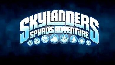 Skylanders Spyro's Adventure - Terrafin Trailer (It's Feeding Time)