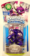 Skylanders toyfair metallic cynder