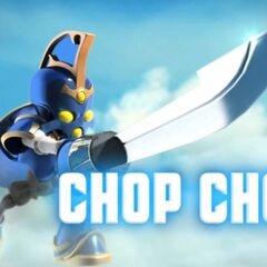 Chop Chop S2 en su trailer