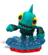 Gill Runt toy