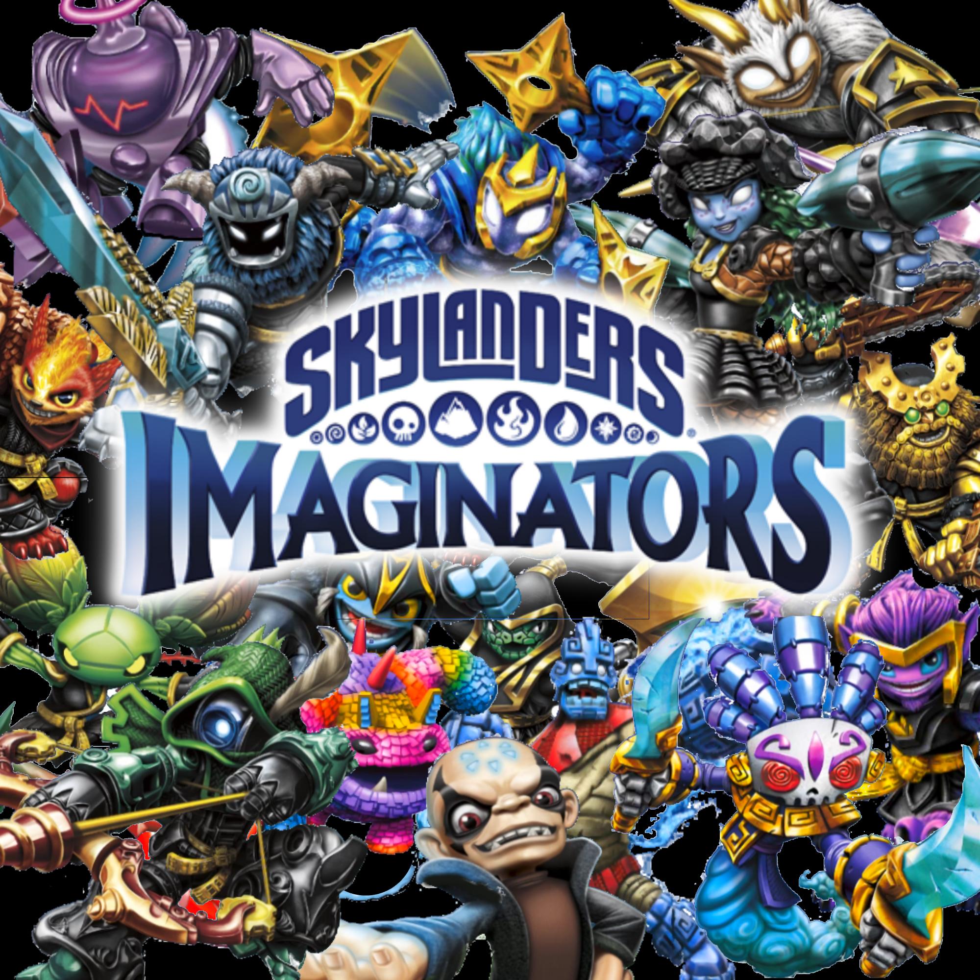Image - Skylanders Imaginators Wallpaper.jpg | Skylanders ...