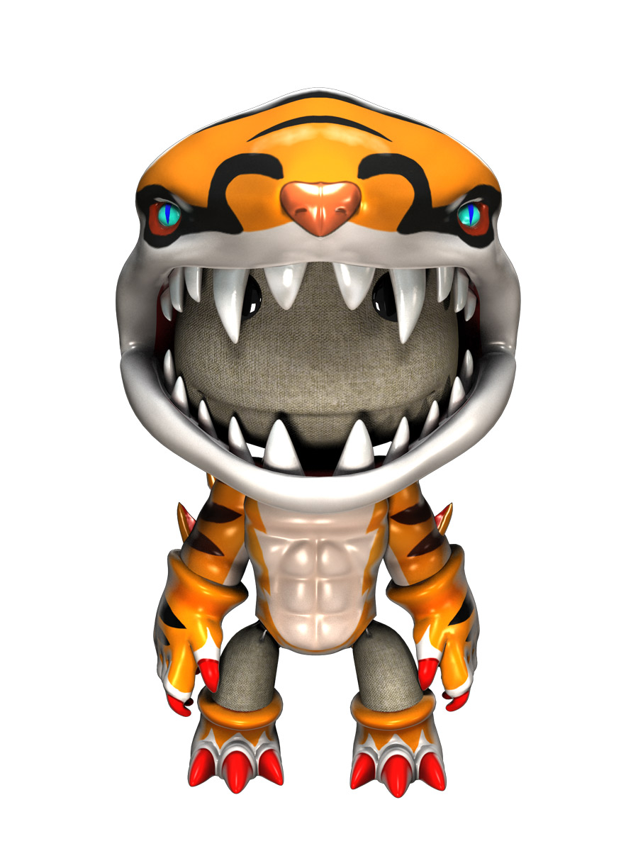 Image little big planet invizimals kit tigershark invizimals wiki fandom powered by - Tigershark invizimals ...