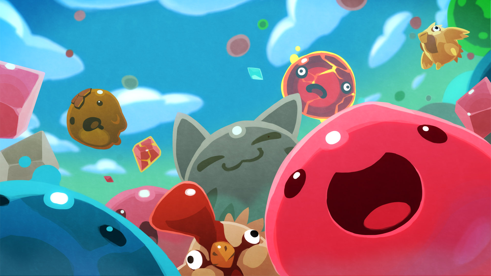Slime Rancher PC Early Access Review | CGMagazine